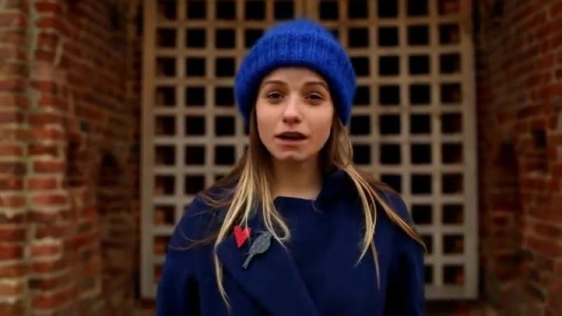 Кастинговое видео Ольги Антиповой