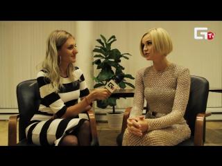 Интервью: Полина Гагарина | Концерт в БКЗ «Октябрьский»