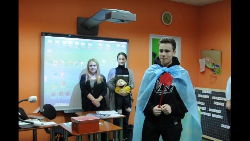 Improtheater Martinstag (lustige Version, Regie Katja Klimoschenko)