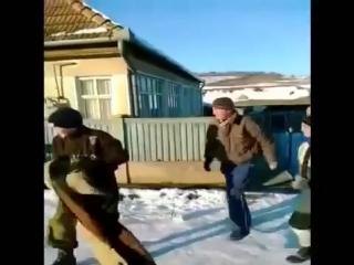 Деревенская олимпиада.