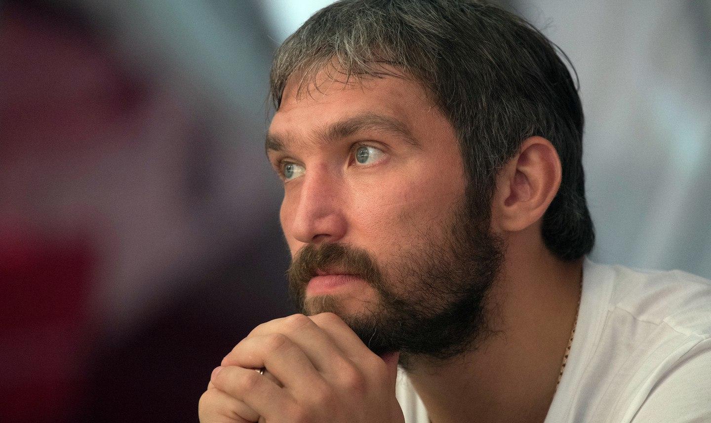 Овечкин обратился к сборной России по хоккею