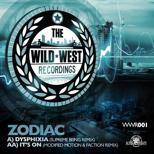 Zodiac альбом Dysphixia (Supreme Being RMX) / It's on (Modified Motion & Faction RMX)