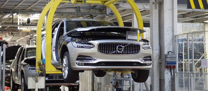 Volvo подумает над вопросом создания завода в России