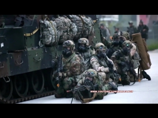 US  South Korean Military Trains For Possible Urban Operations In North Korea
