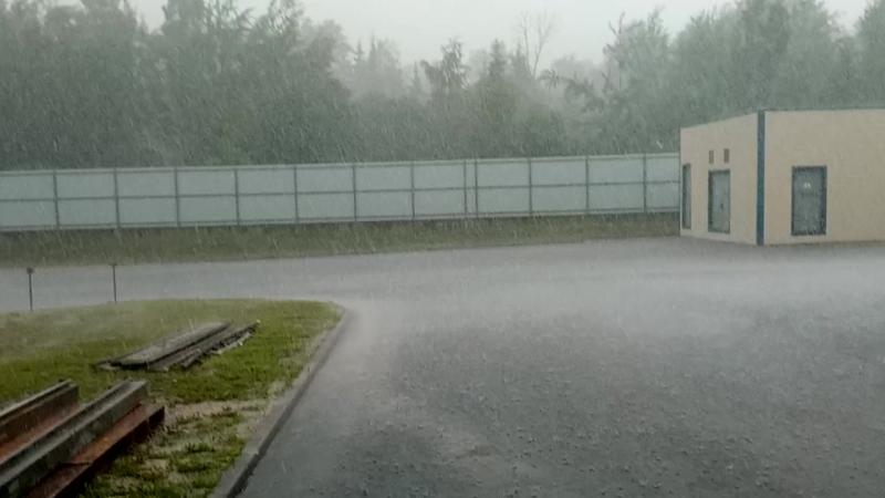 30.06.201. Опять дожди...Вот такое хреновое лето...