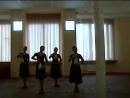 Нинуля на хореографии