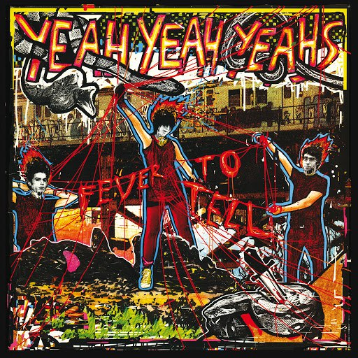Альбом Yeah Yeah Yeahs Black Tongue (Four Track Demo)