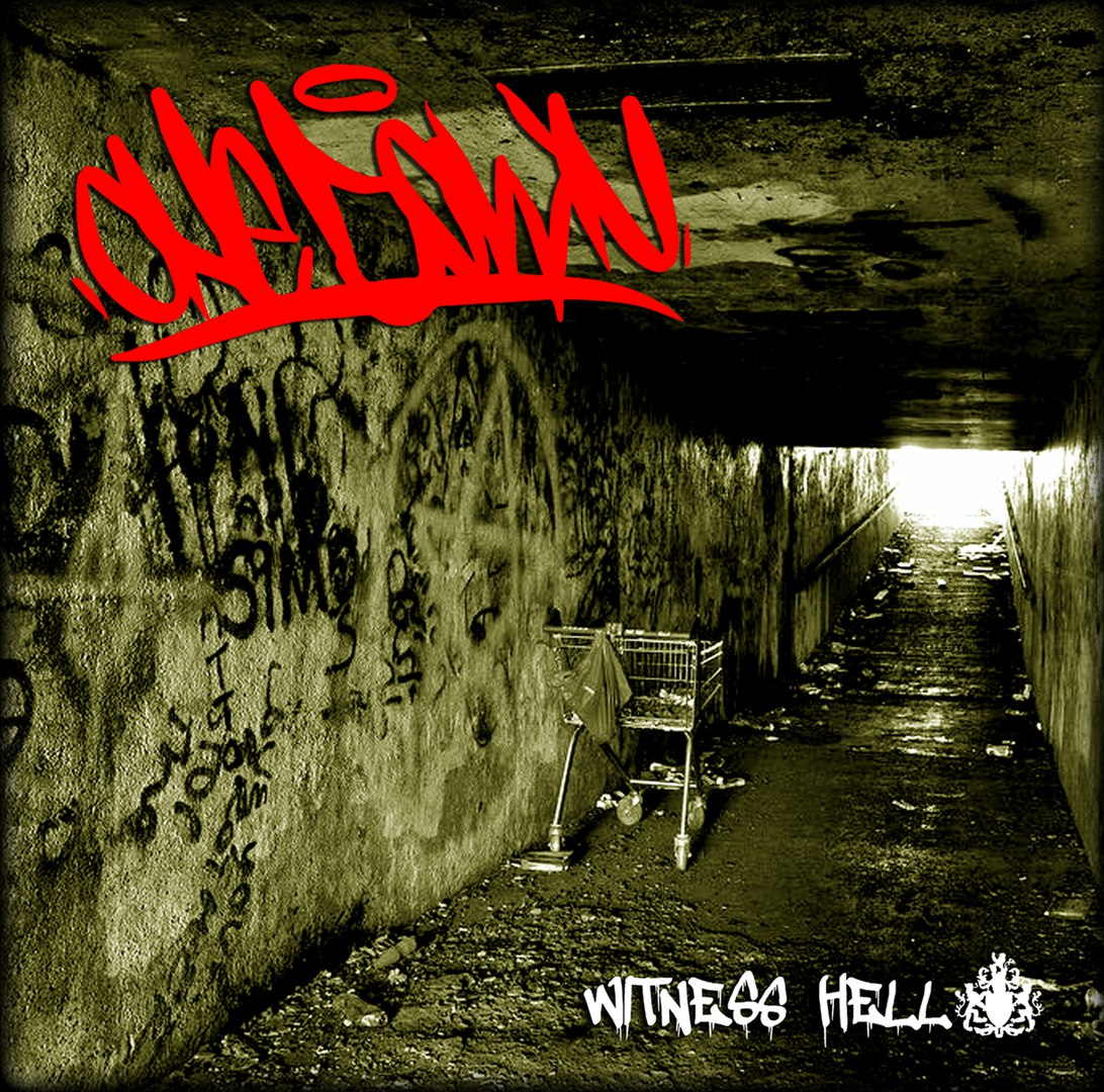 One Down - Witness Hell (2017)