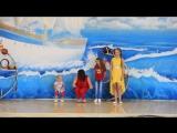 Конкурс талантов, во время шоу в Нижегородском дельфинарии