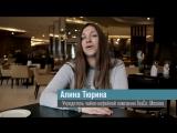 Алина Тюрина для Высшей школы ресторанного менеджмента