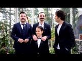Салих и актеры сериала Стамбульская невеста