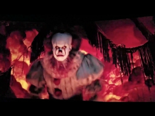 Жуткий Танец клоуна из фильма