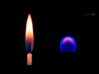 Пламя в свободном падении: необычный физический эксперимент