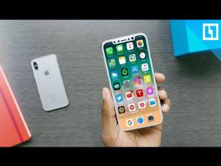 Дочь сотрудника Apple сняла обзор на iPhoneX. Отца уволили
