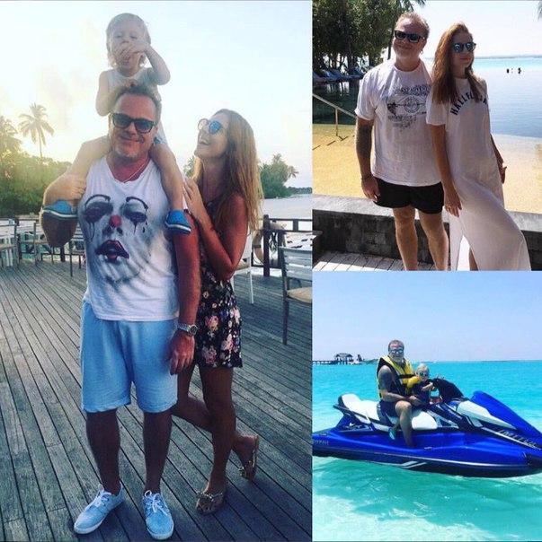 Владимир Пресняков подарил жене отпуск мечты