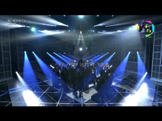 Keyakizaka46 - Kaze ni Fukaretemo (Shibuyanooto от 21 октября 2017)