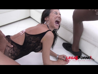 Francys belle rough double anal with fisting, squirting & pissing sz1808