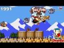 Чудеса на виражах игра Disney на Денди Полное прохождение 1991 TaleSpin Disney NES Walkthrough