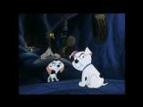 101 далматинец - Серия 27 - Двое для шоу Офицер и пёс джентльмен
