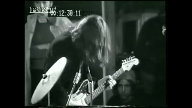 Taste - Blister On The Moon Sugar Mama @ Bilzen Jazz Festival 22.08.1969 (Rory Gallagher)
