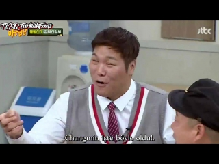 TVXQ- Knowing Brothers ( Ask Us Anything) Türkçe Altyazılı Part1