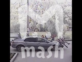 В Пензе водитель сбил 6-летнего мальчика и наорал на на него