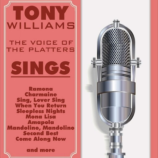 Tony Williams альбом The Voice of the Platters