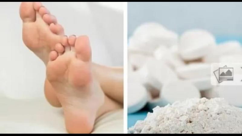 Обязательно попробуй! Аспириновый Пилинг подарит гладкость коже ваших ног