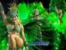 Карнавал самбы в Рио-де-Жанейро Carnival Samba in Rio de Janeiro