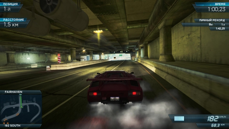 Need for Speed Most Wanted 20121