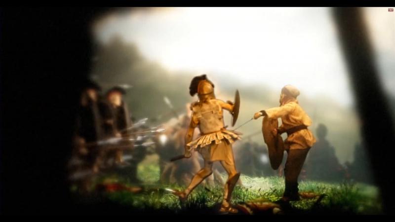 Великие сражения древности. Битва при Марафоне
