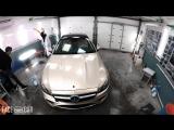 Оклейка капота Mercedes-Benz