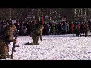 День защитника (Витебск парк Мазурина №4)