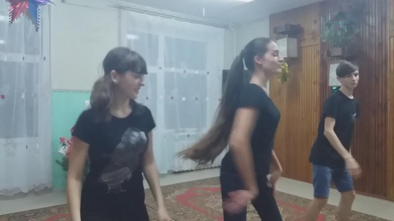Звезды танцпола. 1 отряд, Антей
