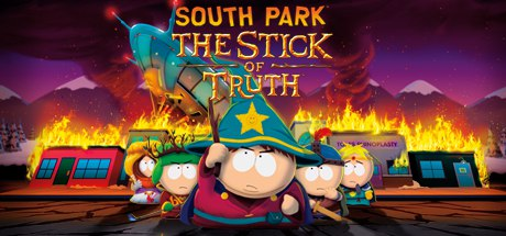 South Park: The Stick of Truth АККАУНТ СТИМ