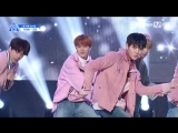 170424 Выступление Jung Jung с Replay – SHINee @ Mnet Official