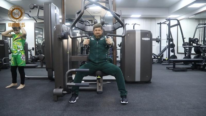 В здоровом теле -здоровый дух! Очередная тренировка в компании с бойцом UFC и полковником Нацгвардии.
