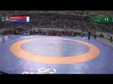 FS 65kg 1/2 Damdinbazar - Chakaev