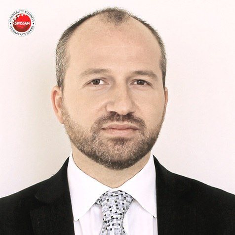 Рады представить Вам нового ректора Бизнес-школы Swissam - Костас Силл