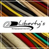 Liberty's интерьерный текстиль
