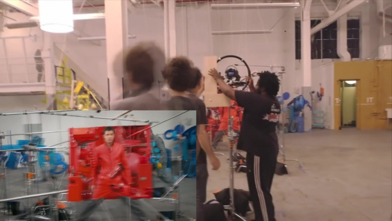 OK GO - The Writings On the Wall (Behind the Scenes)