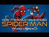 Как следовало закончить фильм «Человек-Паук: Возвращение Домой»: