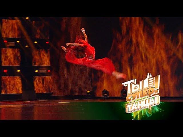Страсть, огонь и невероятное владение телом! Потрясающий восточный танец Сиам п ...