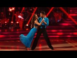 Peter Andre &amp Janette Manrara Rumba to 'Thinking Out Loud' - Strictly Come Dancing 2015