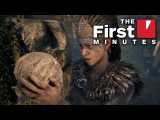 The First 23 Minutes of Hellblade: Senua's Sacrifice
