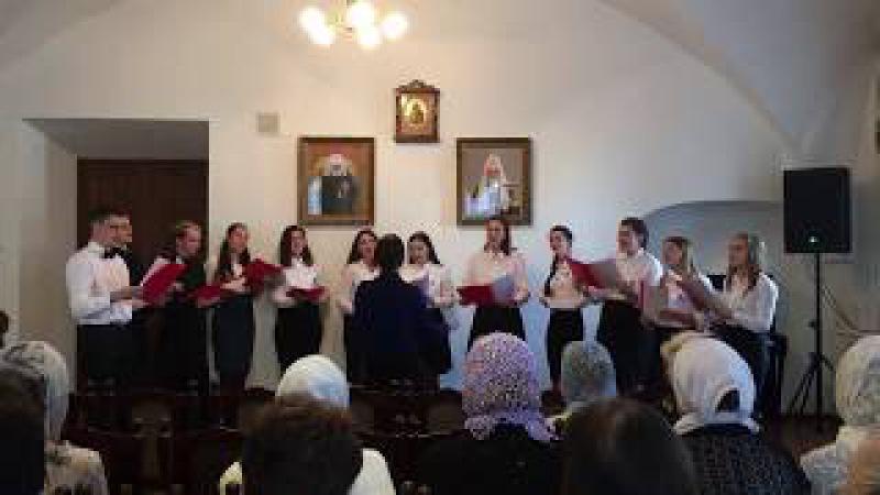 музыкальный коллектив Молодёжного Братства Св.Космы и Дамиана