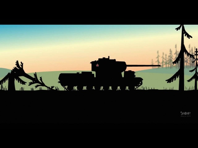Мультик про танки Истории танкистов Серия 3