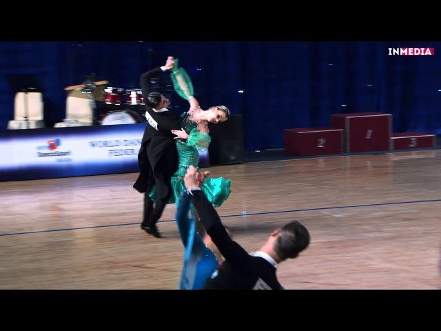 Alexey Glukhov - Anastasia Glazunova   R3 Quickstep   Imperia Cup 2017