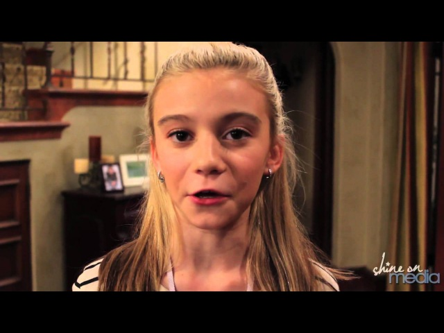G. Hannelius Interview - Dog With A Blog