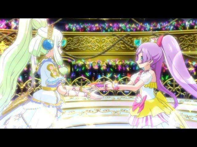 PriPara プリパラ EPISODE 93 Laala Manaka — Kami Idol Challenge 「Ready Smile!!」